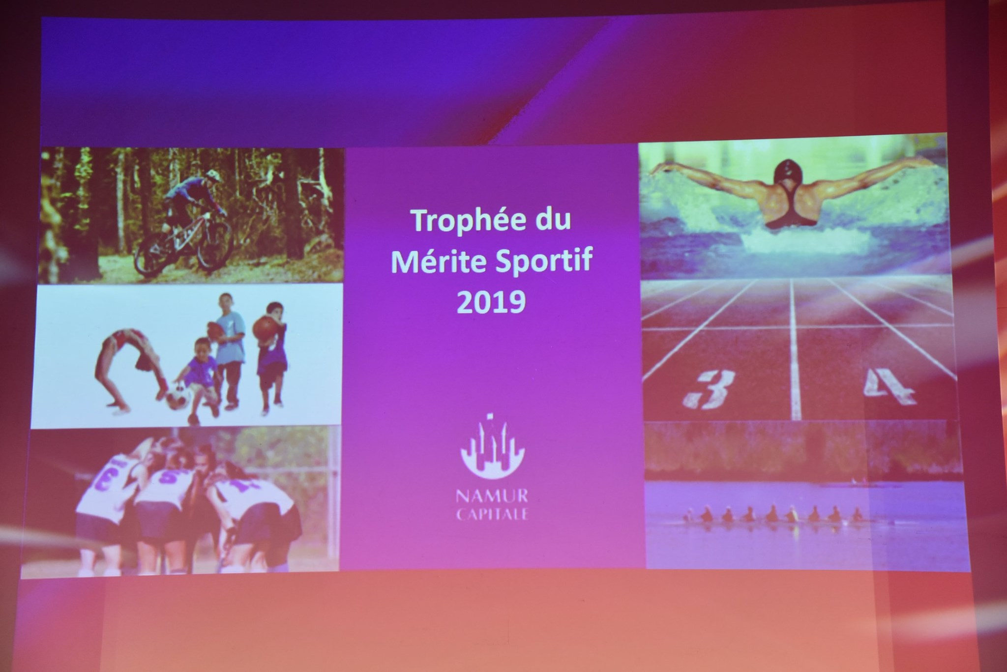 Trophée du mérite sportif 2019